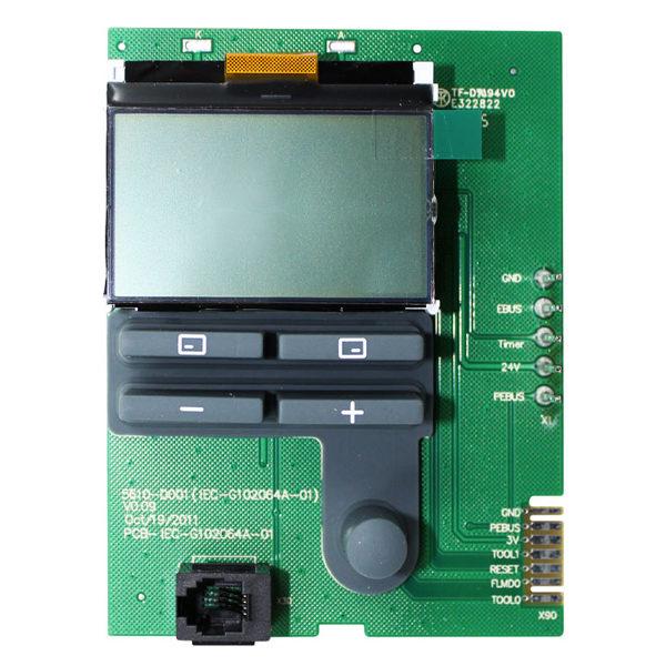 Плата (дисплей) Vaillant ecoTEC/Pro