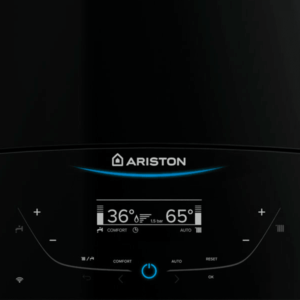 Ariston ALTEAS X display